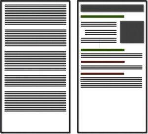 Sådan bruger man white space til at få en god læseoplevelse